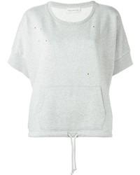 Jersey de manga corta gris de Faith Connexion