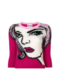 Haz de un cárdigan rosa y una falda lápiz verde de Dolce   Gabbana tu  atuendo para un conjunto de oficina con estilo. Zapatos de tacón de cuero  beige son ... 7d1fd97ec46b