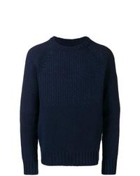 Jersey de ochos azul marino de Levi's Made & Crafted