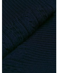 Jersey de ochos azul marino de Kenzo