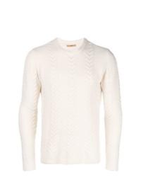 Jersey de ochos blanco de Nuur