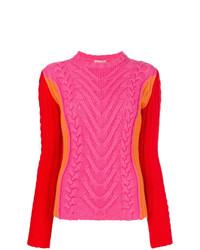 Jersey de ochos en multicolor de Emilio Pucci