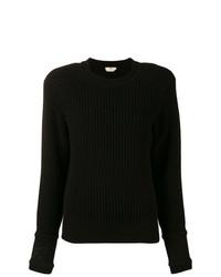 Jersey de ochos negro de Fendi