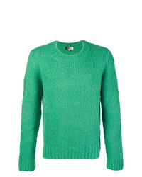 Jersey de ochos verde de Isabel Marant