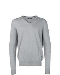 Jersey de pico gris de Fay