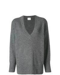 Jersey de pico gris de Le Kasha
