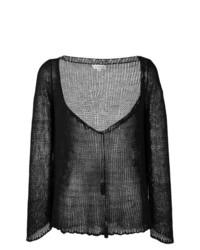 Jersey de pico negro de Etro