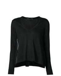 Jersey de pico negro de Proenza Schouler