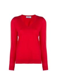 Jersey de pico rojo de Pringle Of Scotland