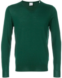 Jersey de pico verde de Aspesi