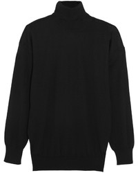 Jersey de seda negro de Tom Ford