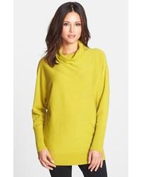Jersey en amarillo verdoso