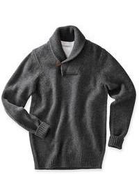 Jersey en gris oscuro