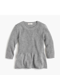 Jersey gris de J.Crew