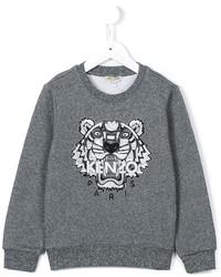 Jersey gris de Kenzo