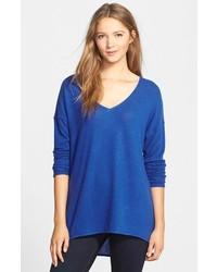 Jersey oversized azul