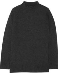 Jersey oversized en gris oscuro de Rag and Bone