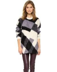 Comprar un jersey blanco y negro de shopbop.com  elegir jerséis en ... aa92d70d03c5
