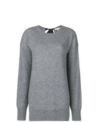 Jersey oversized gris de Equipment