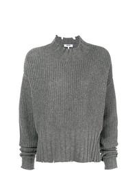 Jersey oversized gris de MSGM