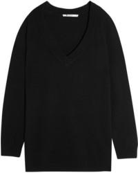 Jersey oversized negro de Alexander Wang