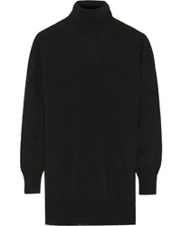 Jersey oversized negro de Gucci