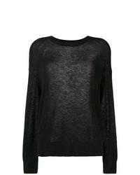 Jersey oversized negro de IRO