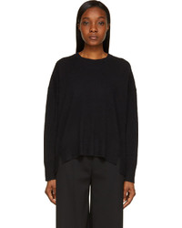 Jersey oversized negro de Marc by Marc Jacobs