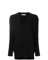 Jersey oversized negro de Twin-Set