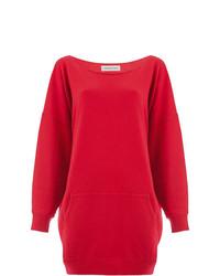 Jersey oversized rojo de Lamberto Losani