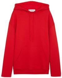 Jersey rojo de Balenciaga
