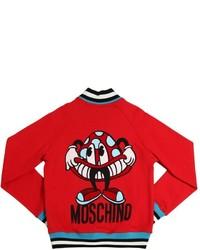 Jersey rojo de Moschino