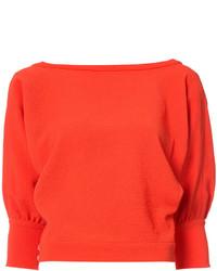 Jersey rojo de Rachel Comey