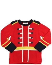 Jersey rojo de Stella McCartney