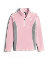 Jersey rosado de The North Face
