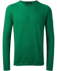 Jersey verde de Roberto Collina