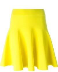 Jupe patineuse jaune P.A.R.O.S.H.