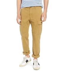 J.Crew 484 Slim Fit Gart Dye Herringbone Cargo Pants