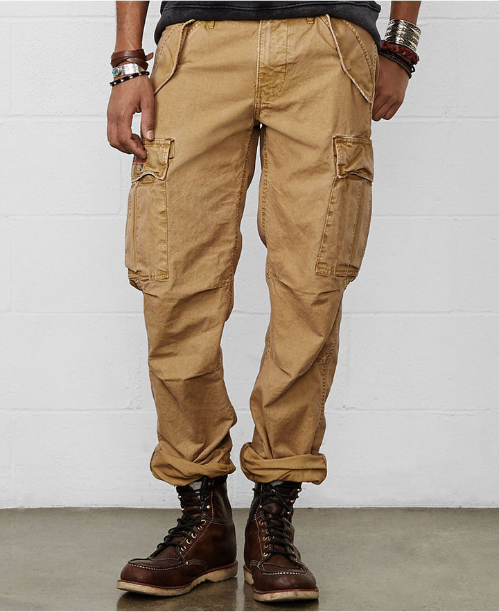 Denim & Supply Ralph Lauren Field Cargo Pants | Where to buy & how ...