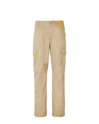 Loewe Eyenature Cotton Twill Cargo Trousers