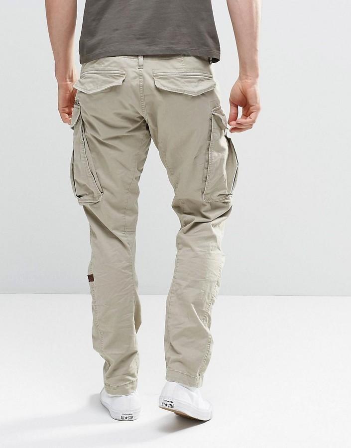 af33e0250e7a G Star G Star Rovic Zip Cargo Pants 3d Tapered