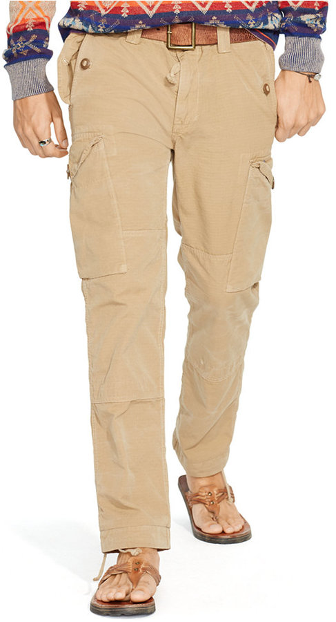 a2399c31e ... Polo Ralph Lauren Straight Fit Ripstop Cargo Pant ...