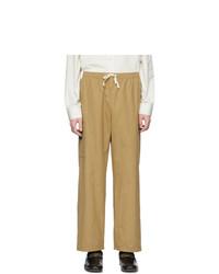 Gucci Tan Orgasmique Cargo Pants