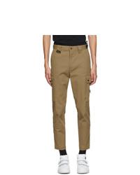 Diesel Tan P Freddy Cargo Pants