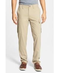 Volcom Slargo Slim Straight Leg Cargo Pants Khaki 29