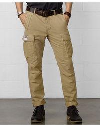 Denim & Supply Ralph Lauren Zip Pocket Cargo Pants