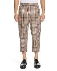 DEVEAUX Wyatt Cropped Pants