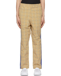 adidas Originals Beige Sprt Seersucker Mw Trousers