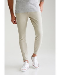 21men 21 Button Tab Ankle Chinos
