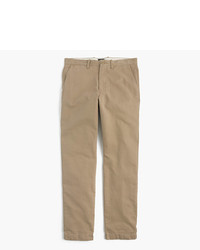 J.Crew Athletic Fit Broken In Chino Pant